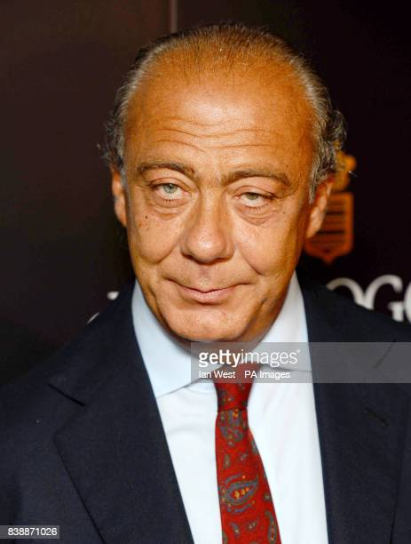 Fawaz Gruosi attends the press launch for 'Promise' a new capsule ring collection created by Cheryl Cole and de Grisogono at Nobu LondonPicture date...