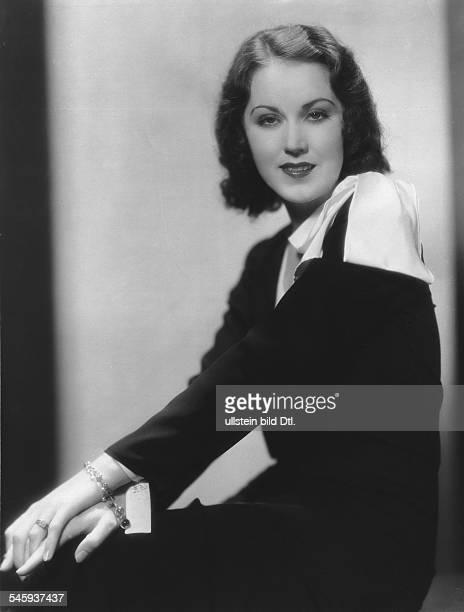 Fay Wray *Schauspielerin USAPorträt 1931