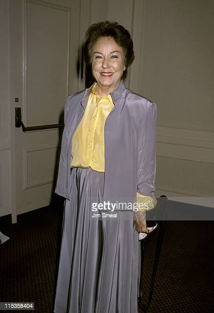 Fay Wray during 13th Annual Women In Film Crystal Awards at Century Plaza Hotel in Century City California United States