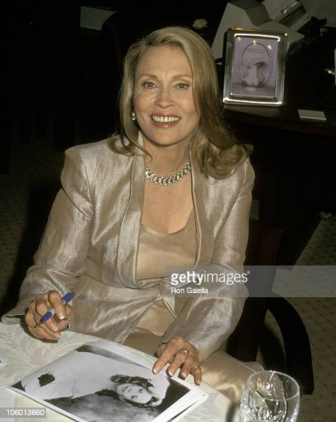 Faye Dunaway during Grand Opening of RossSimons Department Store at RossSimons Department Store in Short Hills New Jersey United States