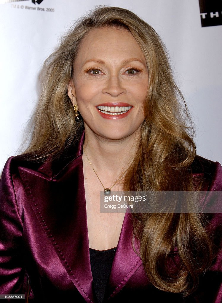 Faye dunaway during the wb television network s 2005 all star party