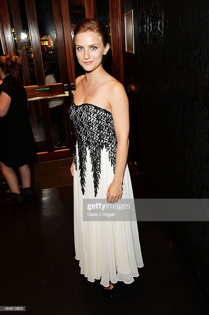 Faye Marsay attends an after party for 'Pride' at Odeon Camden on September 2, 2014 in London, England.