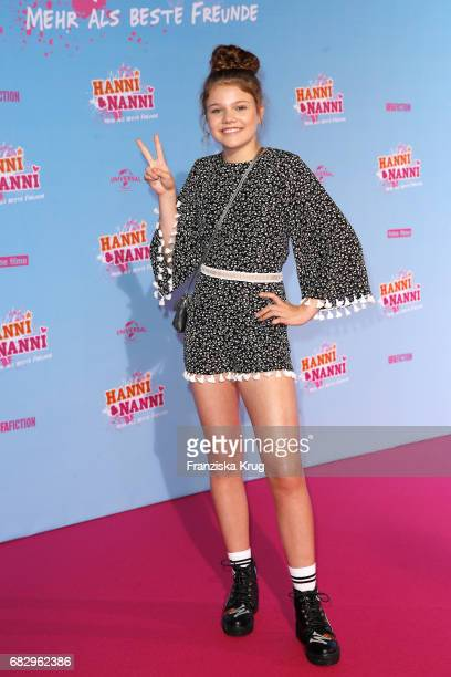 Faye Montana during the premiere of the film 'Hanni Nanni Mehr als beste Freunde' at Kino in der Kulturbrauerei on May 14 2017 in Berlin Germany
