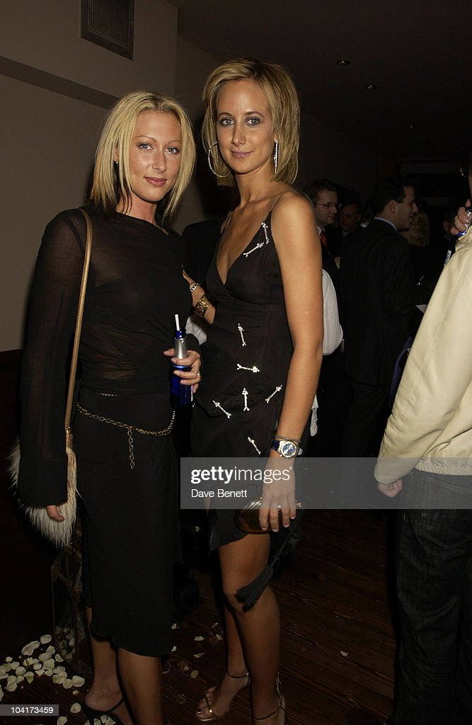 Faye Tozer & Lady Victoria Hervey, After All The Problems Last Year With Her Own Shop Lady Victoria Hervey Trys Again As A Consultant To Sybil Stanislaus At Her New Shop 'Ajanta', 'ajanta' Shop Opening In Motcombe Street, London