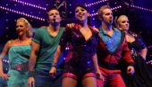Faye Tozer Lee LatchfordEvans Lisa ScottLee Ian 'H' Watkins and Claire Richards of Steps perform at Manchester Pride 2012 on August 24 2012 in...