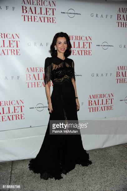 Fe Fendi attends AMERICAN BALLET THEATRE Celebrates the opening of their 70th Anniversary Season with their Annual Spring Gala at The Metropolitan...