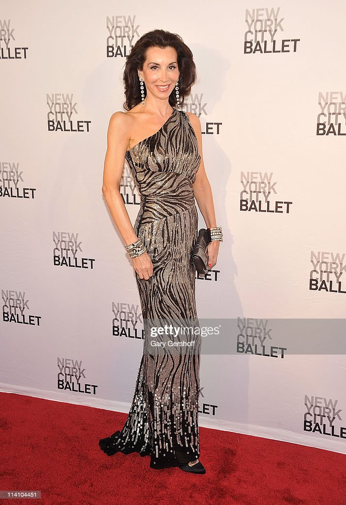 Fe Fendi attends the 2011 New York City Ballet spring gala at the David H. Koch Theater, Lincoln Center on May 11, 2011 in New York City.