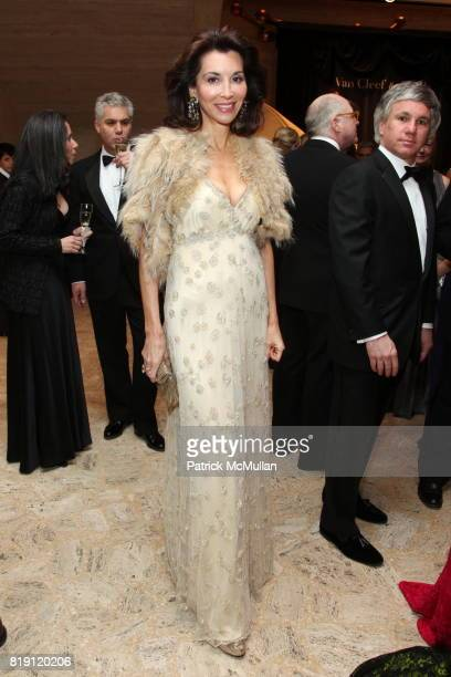 Fe Fendi attends THE SCHOOL OF AMERICAN BALLET Winter Ball 2010 at David H Koch Theater on March 1 2010 in New York City