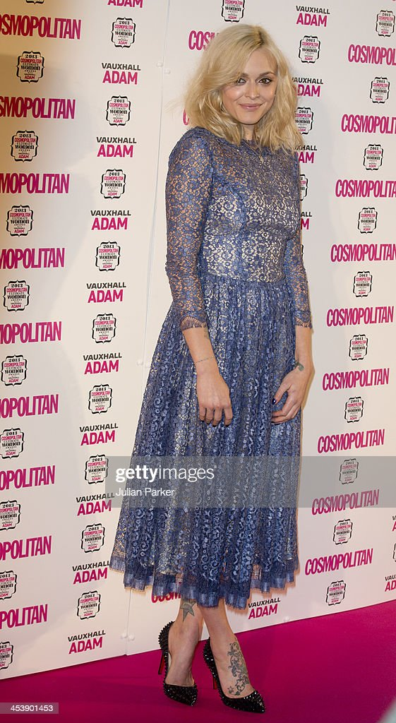 Fearne Cotton attends the Cosmopolitan Ultimate Women of the Year Awards at Victoria & Albert Museum on December 5, 2013 in London, England.
