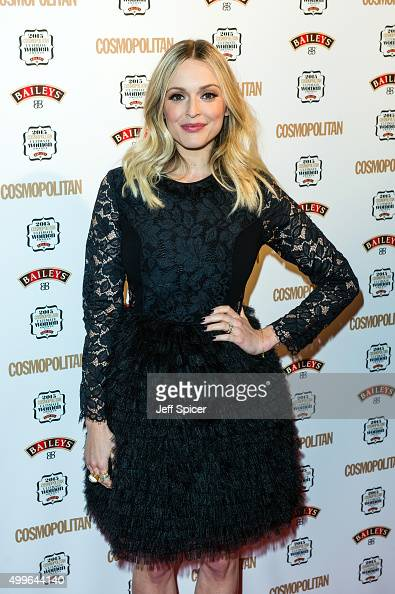 Fearne Cotton attends the Cosmopolitan Ultimate Women of the Year Awards at One Mayfair on December 2 2015 in London England