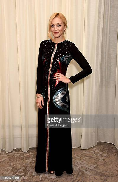 Fearne Cotton attends the Daily Mirror Pride of Britain Awards in Partnership with TSB at The Grosvenor House Hotel on October 31 2016 in London...