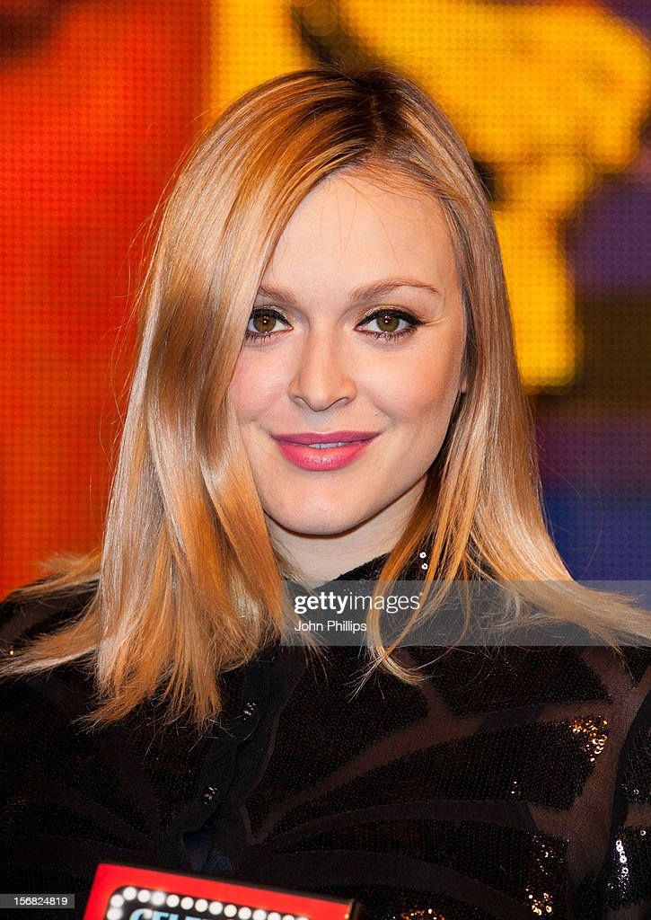<a gi-track='captionPersonalityLinkClicked' href=/galleries/search?phrase=Fearne+Cotton&family=editorial&specificpeople=211497 ng-click='$event.stopPropagation()'>Fearne Cotton</a> attends the DVD signing for 'Celebrity Juice: Too Juicy For TV 2' at HMV, Oxford Street on November 22, 2012 in London, England.