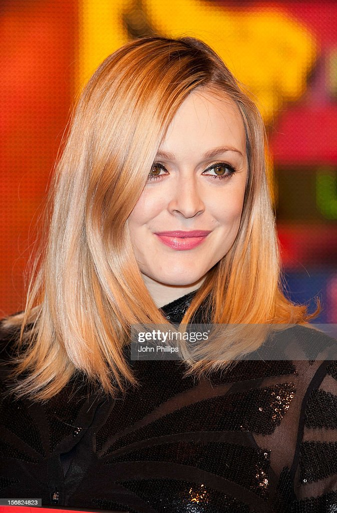 Fearne Cotton attends the DVD signing for 'Celebrity Juice: Too Juicy For TV 2' at HMV, Oxford Street on November 22, 2012 in London, England.