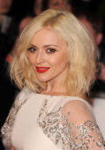 Fearne Cotton attends the National Television Awards at 02 Arena on January 22 2014 in London England