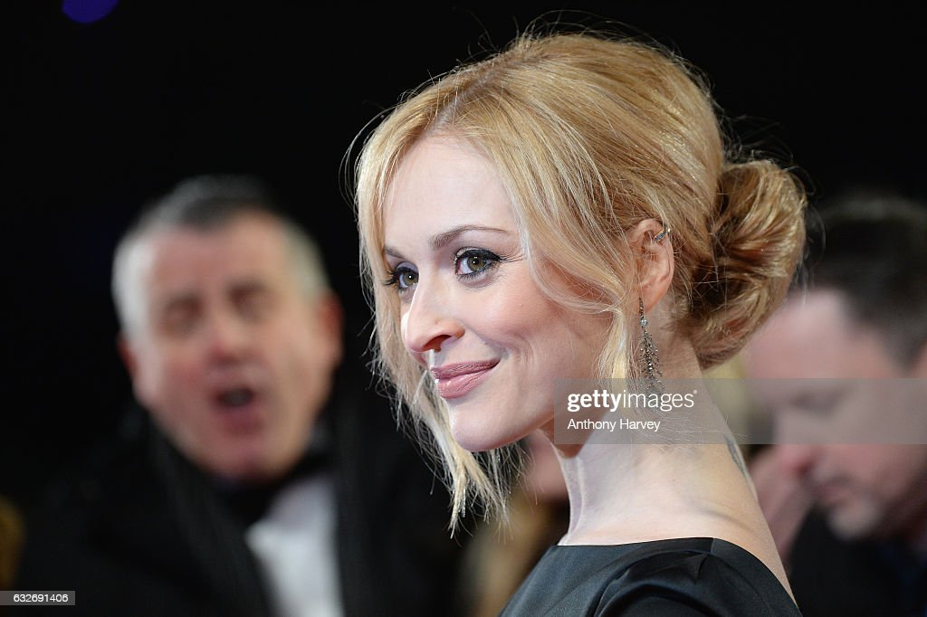Fearne Cotton attends the National Television Awards on January 25, 2017 in London, United Kingdom.