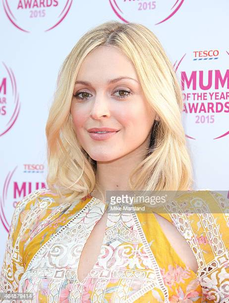 Fearne Cotton attends the Tesco Mum of the Year Awards at The Savoy Hotel on March 1 2015 in London England