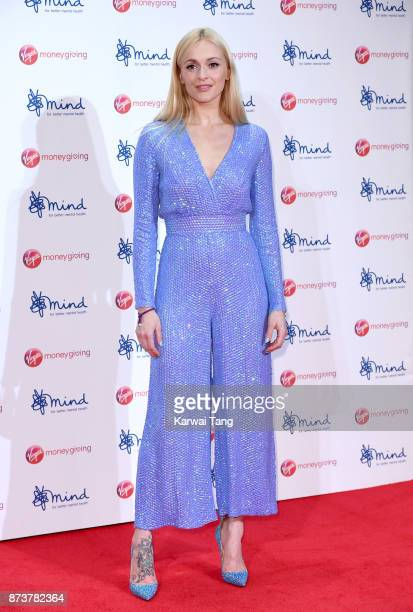 Fearne Cotton attends the Virgin Money Giving Mind Media Awards at Odeon Leicester Square on November 13 2017 in London England