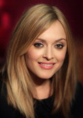 Fearne Cotton poses for a photograph as she launches her new makeup range at the Soho Hotel on January 20 2011 in London England The range is...