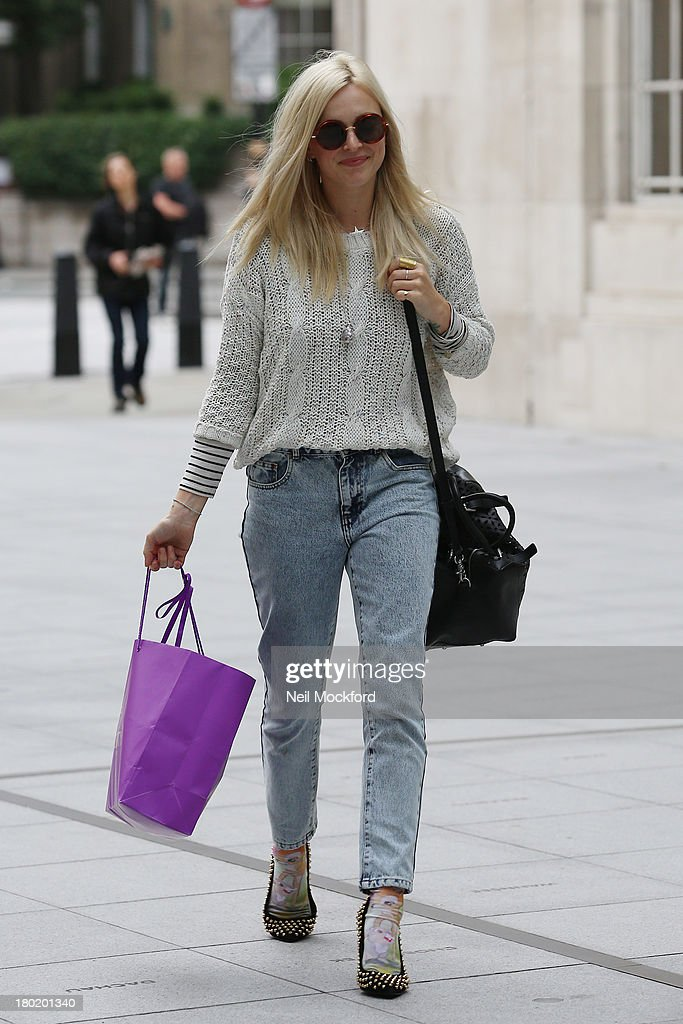 <a gi-track='captionPersonalityLinkClicked' href=/galleries/search?phrase=Fearne+Cotton&family=editorial&specificpeople=211497 ng-click='$event.stopPropagation()'>Fearne Cotton</a> seen at BBC Radio One on September 10, 2013 in London, England.