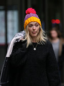 Fearne Cotton sighting at the BBC on December 17 2014 in London England