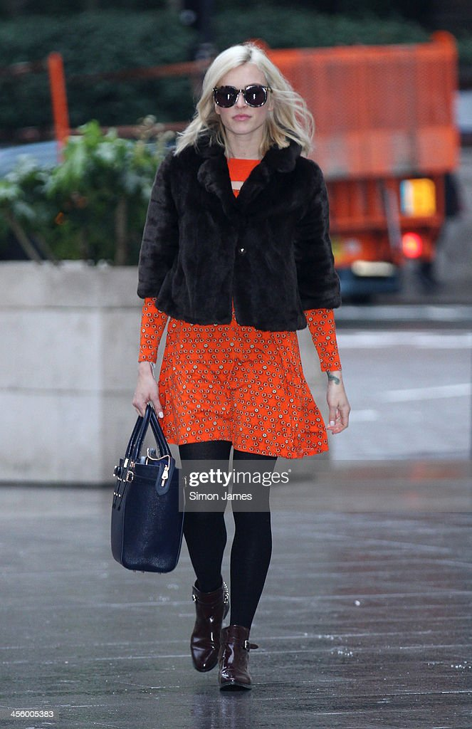 <a gi-track='captionPersonalityLinkClicked' href=/galleries/search?phrase=Fearne+Cotton&family=editorial&specificpeople=211497 ng-click='$event.stopPropagation()'>Fearne Cotton</a> sighting on December 13, 2013 in London, England. The BBC Radio 1 DJ and tv presenter, 32, announced via social media yesterday evening her engagement to Jesse Wood, 37.