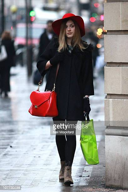 Fearne Cotton sighting on December 22 2010 in London England