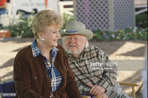 WROTE featuring Angela Lansbury and guest star Mickey Rooney Episode 'Bloodlines' First Aired November 7 1993