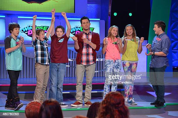 S WIN LOSE OR DRAW Featuring Bradley Steven Perry Jake Short 'Mighty Med' stars Bradley Steven Perry and Jake Short team up with kid contestants to...