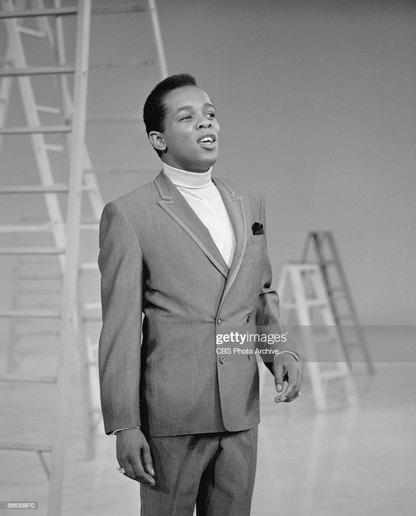 HOUR featuring guest Lou Rawls. Image dated January 8, 1968.