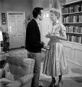BEAVER Featuring Hugh Beaumont and Barbara Billingsley Image dated December 6 1957