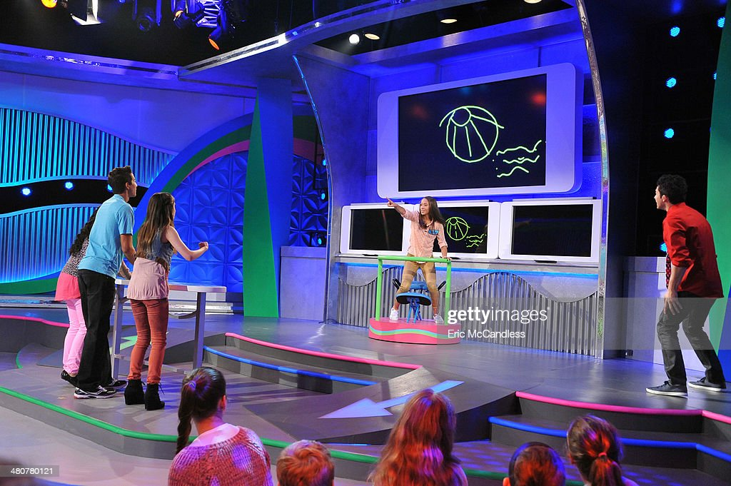 Disney Channel 39 S Win Lose Or Draw Getty Images