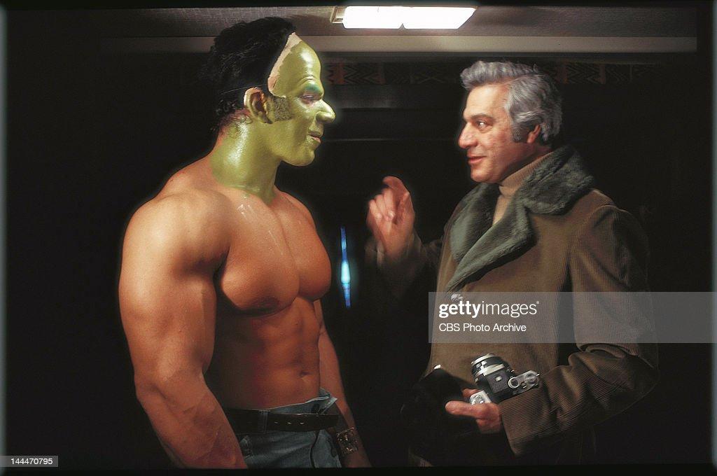 Lou Ferrigno Hulk 2003...