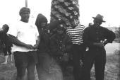 NWA featuring MC Ren Eazy E Dr Dre and Fab 5 Freddy