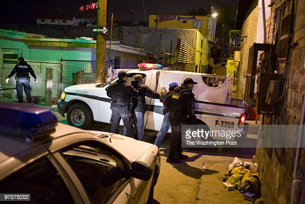 Feb 14 2008 PHOTOG Sarah L Voisin NEGATIVE NUMBER 198838 Tijuana Mexico The number of murders in bordertown's like Tijuana have drastically increased...