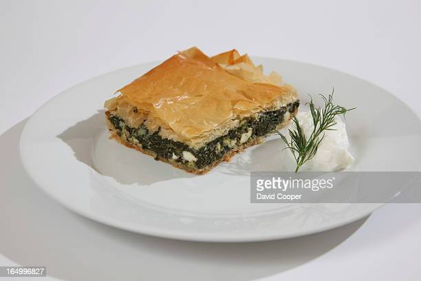 Feb 19 2009 Eric Vellend making three different recipes with phyllo will demonstrate how to make borek for photographer and will have finished dishes...