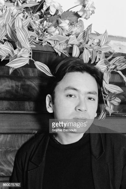 16 Feb 1990 Paris France English Novelist Kazuo Ishiguro