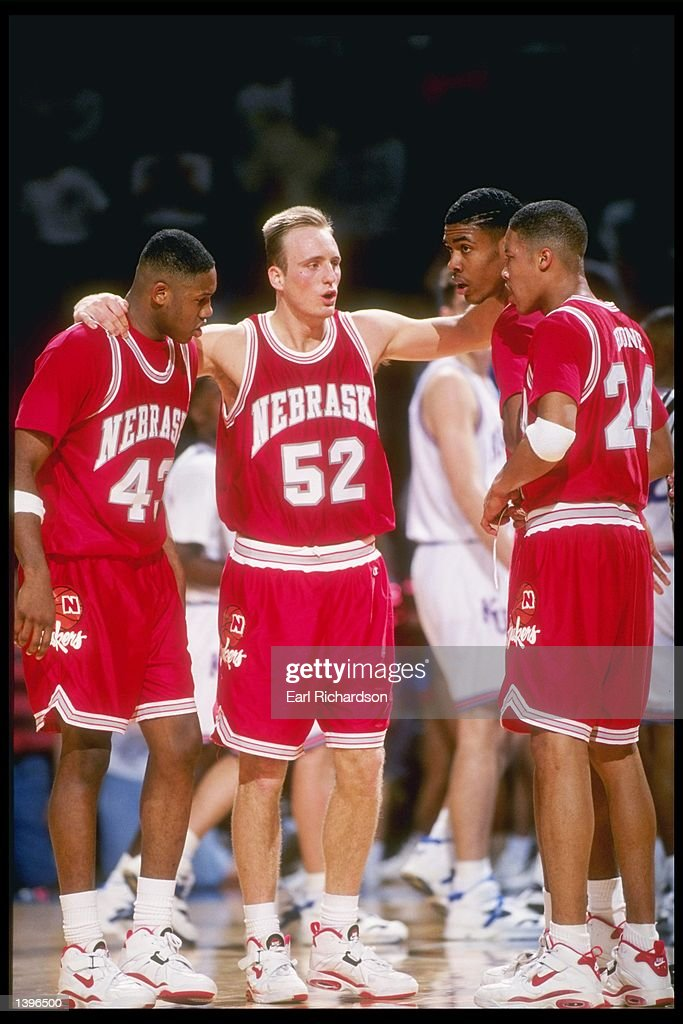 Image result for herbie husker basketball