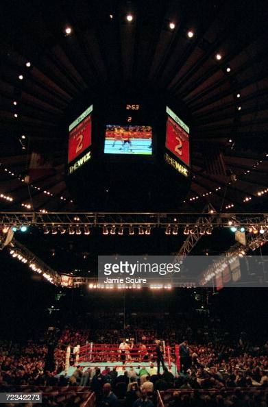 Madison Square Garden Boxing Stock Photos And Pictures Getty Images