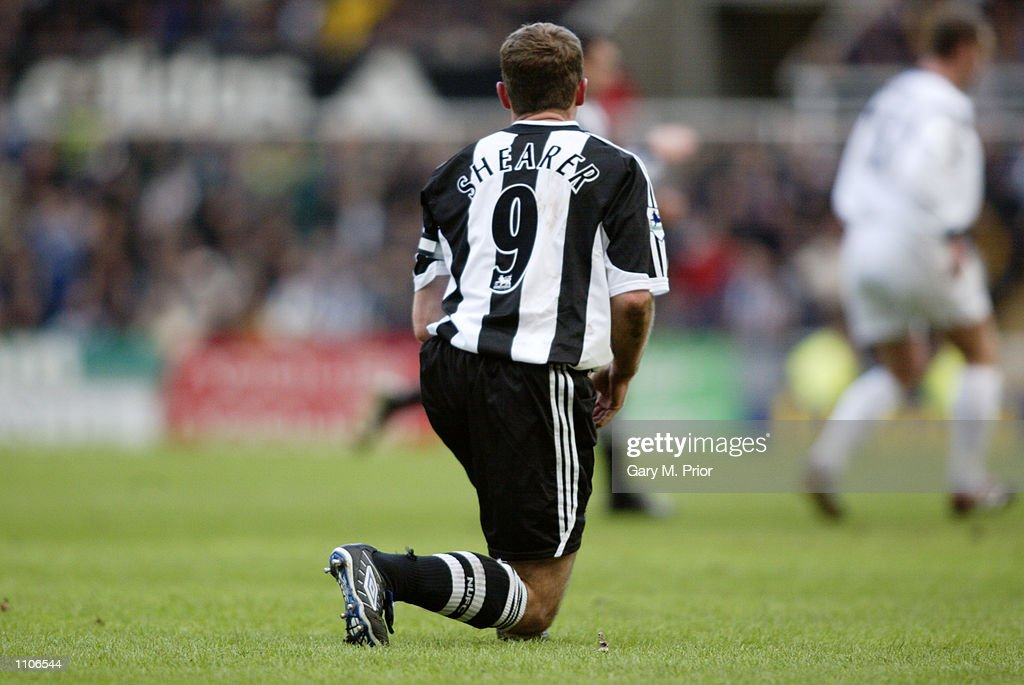 Alan Shearer : News Photo