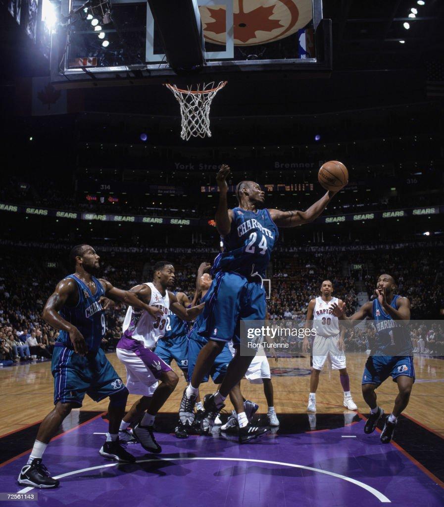 Jamal Mashburn rebounds