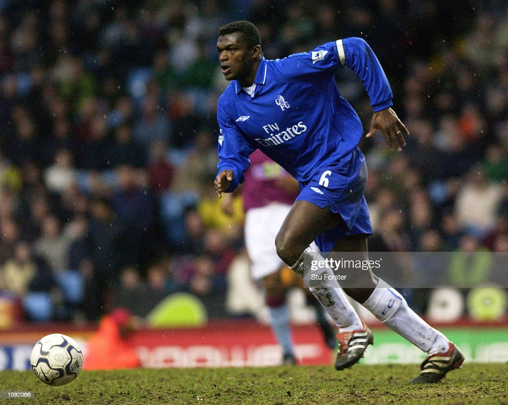 Marcel Desailly : News Photo