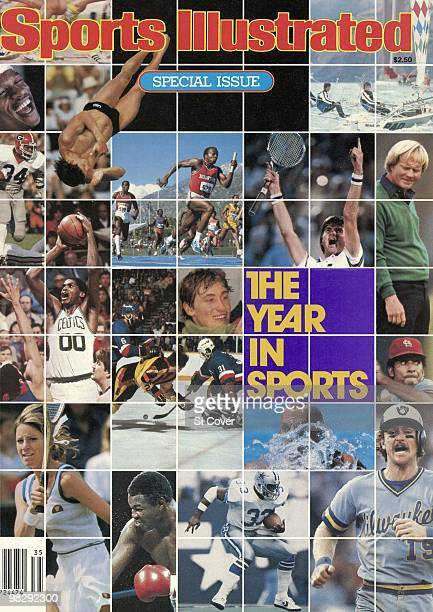 February 16 1983 Sports Illustrated Cover Sports The Year in Sports Issue 1ST Column Track Euro Championships in Athens Greece on 9/9/1982 Baseball...