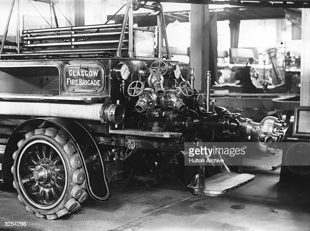Dennis Fire Engine Stock Photos And Pictures Getty Images