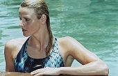 February 2006 South Arican swimmer Charlene Wittstock