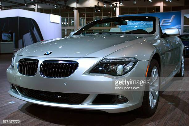 BMW 650i 2009 BMW 6 SERIES Subtle changes again distinguish the '09 650i Coupe and Convertible premium performance models from last years offerings...