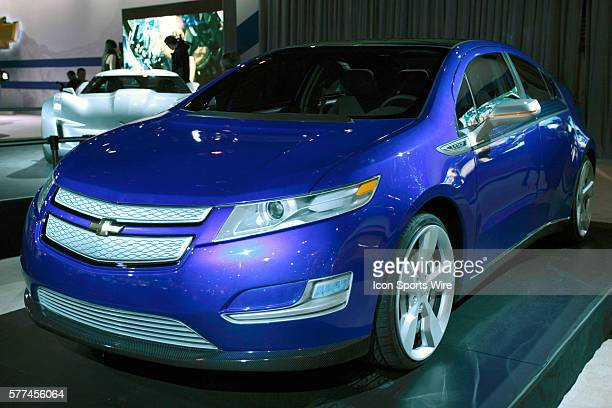 Chevrolet VOLT The ExtendedRange Electric Vehicle that is redefining the automotive world is no longer just a rumor In fact its propulsion system is...