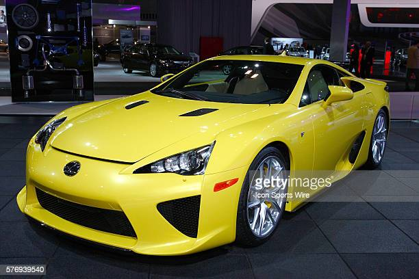 2012 LEXUS LFA Due to its exclusivity only 20 models handassembled each month you may not see a Lexus LFA super car coming down the street but you...