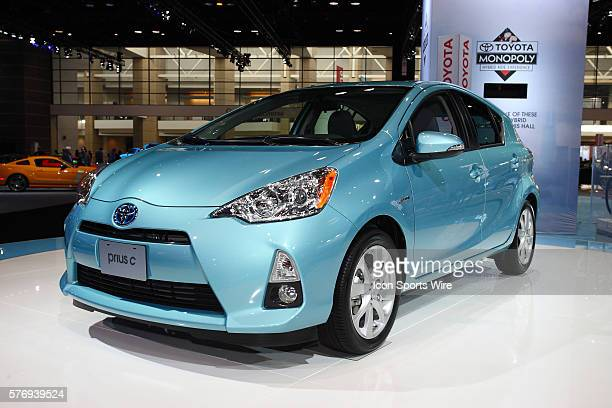 2012 TOYOTA PRIUS C Making its first appearance in Chicago is the allnew Toyota Prius c on display during the 2012 Chicago Auto Show As the latest...