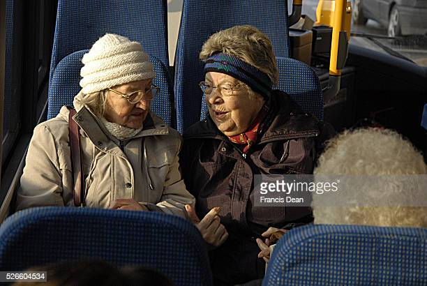 February 2014 _Danish senior or retired females travelers senior transport card netkort transport ticket is for three month and les then one hundrad...