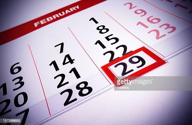 29 de febrero de
